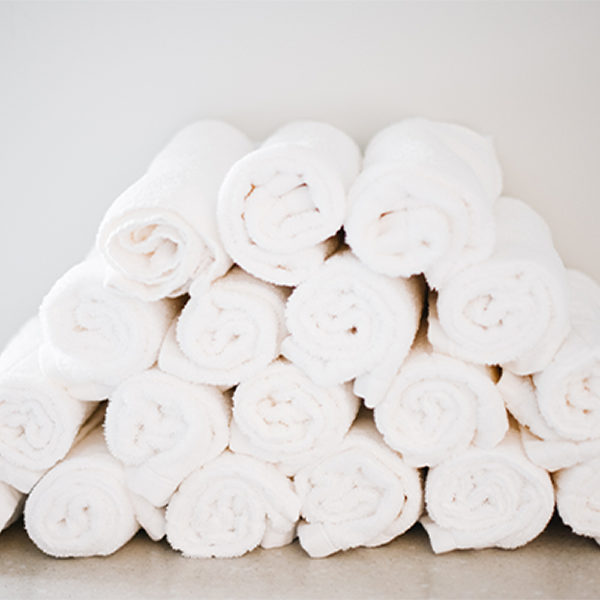 Gale Aesthetician towels